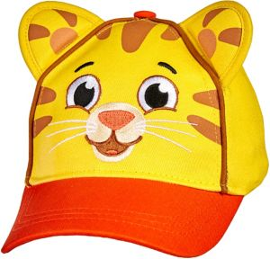 Daniel Tiger Baseball Hat