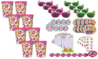 Shopkins Super Favor Kit for 8 Guests