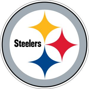 Pittsburgh Steelers Cling Decal