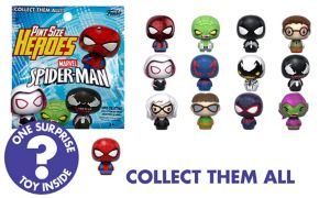 Spider-Man Pint Size Heroes Mystery Pack