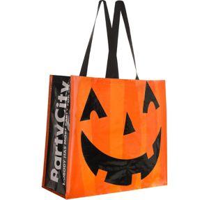 Jack-o'-Lantern Tote Bag