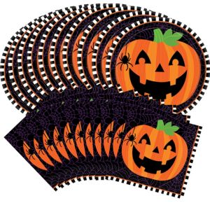 Halloween Tableware Combo Pack for 30