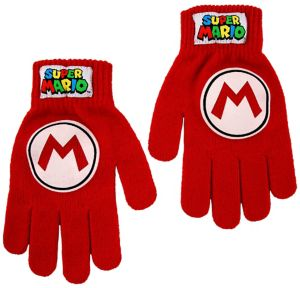 Child Mario Gloves - Super Mario Brothers