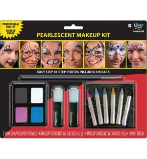 Pearlescent Makeup Kit
