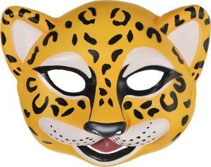 Child Wild Leopard Mask