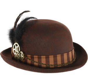 Adult Steampunk Derby Hat