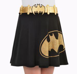Adult Batgirl Skirt - Batman