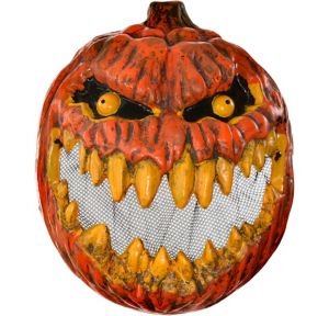 Adult Crazy Jack-o'-Lantern Mask