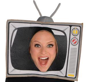 Adult TV Hat