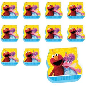 Sesame Street Notepads 24ct