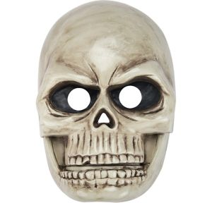 Adult Talking Skull Mask with Moving Mouth