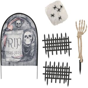 Graveyard Scene Kit 13pc