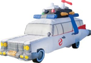 Inflatable Ecto-1 - Ghostbusters
