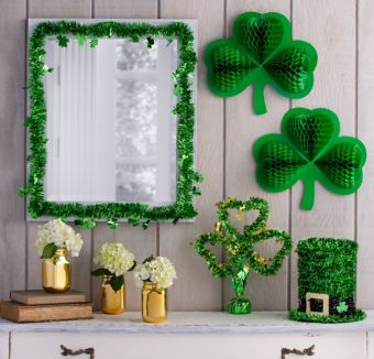St. Patrick's Day Entryway Decorating Kit
