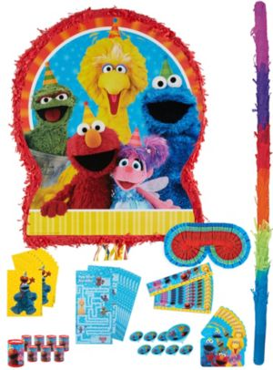Sesame Street Pinata Kit with Favors