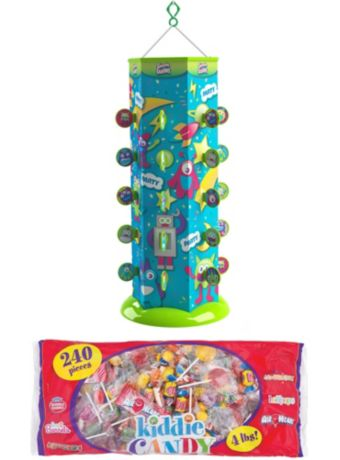 Space Monster Goodie Gusher Pinata Kit