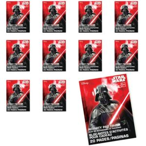 Star Wars Coloring Books 48ct