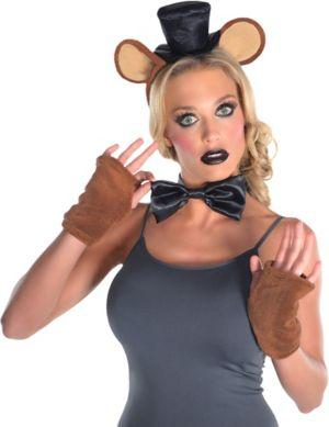 Adult Freddy Fazbear Costume Accessory Kit - Five Nights at Freddy's