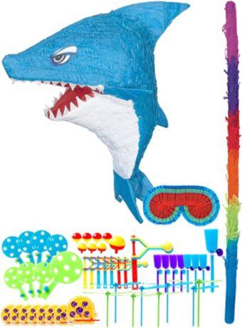 Shark Pinata Kit with Favors