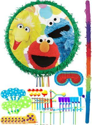 Sesame Street Pinata Kit with Favors