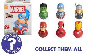 Marvel Rockerz Mystery Pack