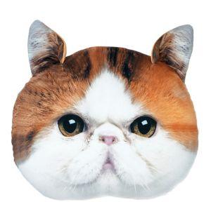 Exotic Shorthair Cat Pillow Plush