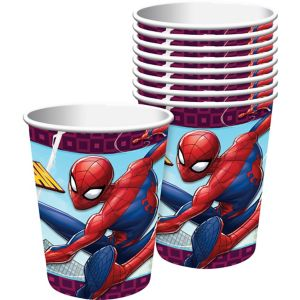 Spider-Man Webbed Wonder Cups 8ct