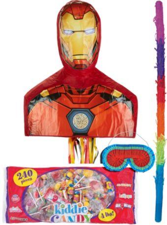 Iron Man Pinata Kit