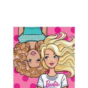 Barbie & Friends Beverage Napkins 16ct