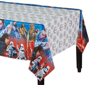 Star Wars 8 The Last Jedi Table Cover