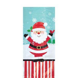 Jolly Santa Treat Bags 20ct