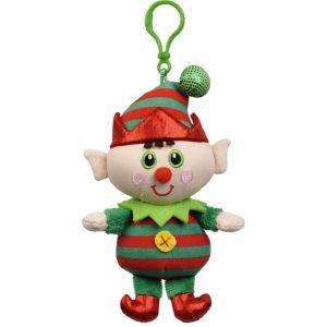 Clip-On Elf Plush