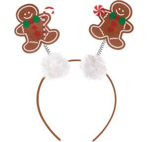 Gingerbread Men Head Bopper