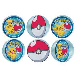 Pokemon Core Bounce Balls 6ct
