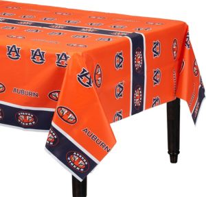Auburn Tigers Table Cover
