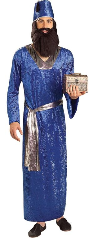 Adult Blue Wise Man Costume