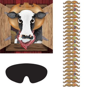 Yeehaw Western Party Game
