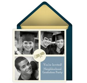 Online Diploma Photo Frame Photo Invitations