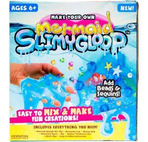 Mermaid Slime Kit 7pc