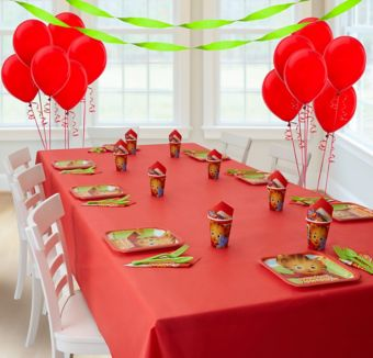 Daniel Tiger Basic Party Kit for 8 Guests