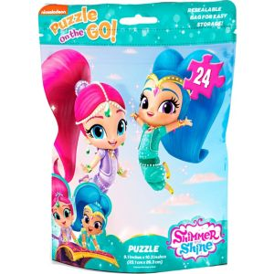 Shimmer and Shine Puzzle Bag 24pc