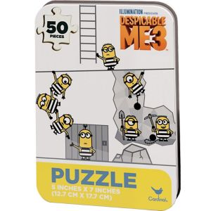 Despicable Me 3 Puzzle Tin 50pc