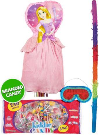 Rapunzel Pinata Deluxe Kit - Tangled