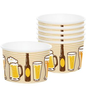 Cheers & Beers Treat Cups 6ct