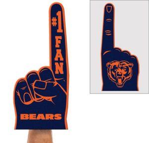 Chicago Bears Foam Finger