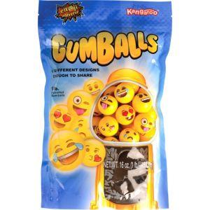Smiley Gumballs 64pc