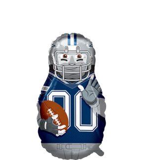Giant Football Player Dallas Cowboys Balloon