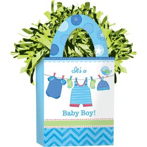 It's a Boy Baby Shower Balloon Weight