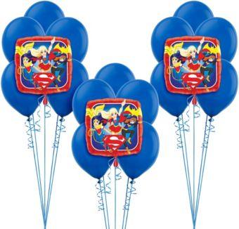 DC Super Hero Girls Balloon Kit