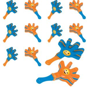 Smiley Hand Clappers 48ct